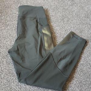 REI Olive Green leggings